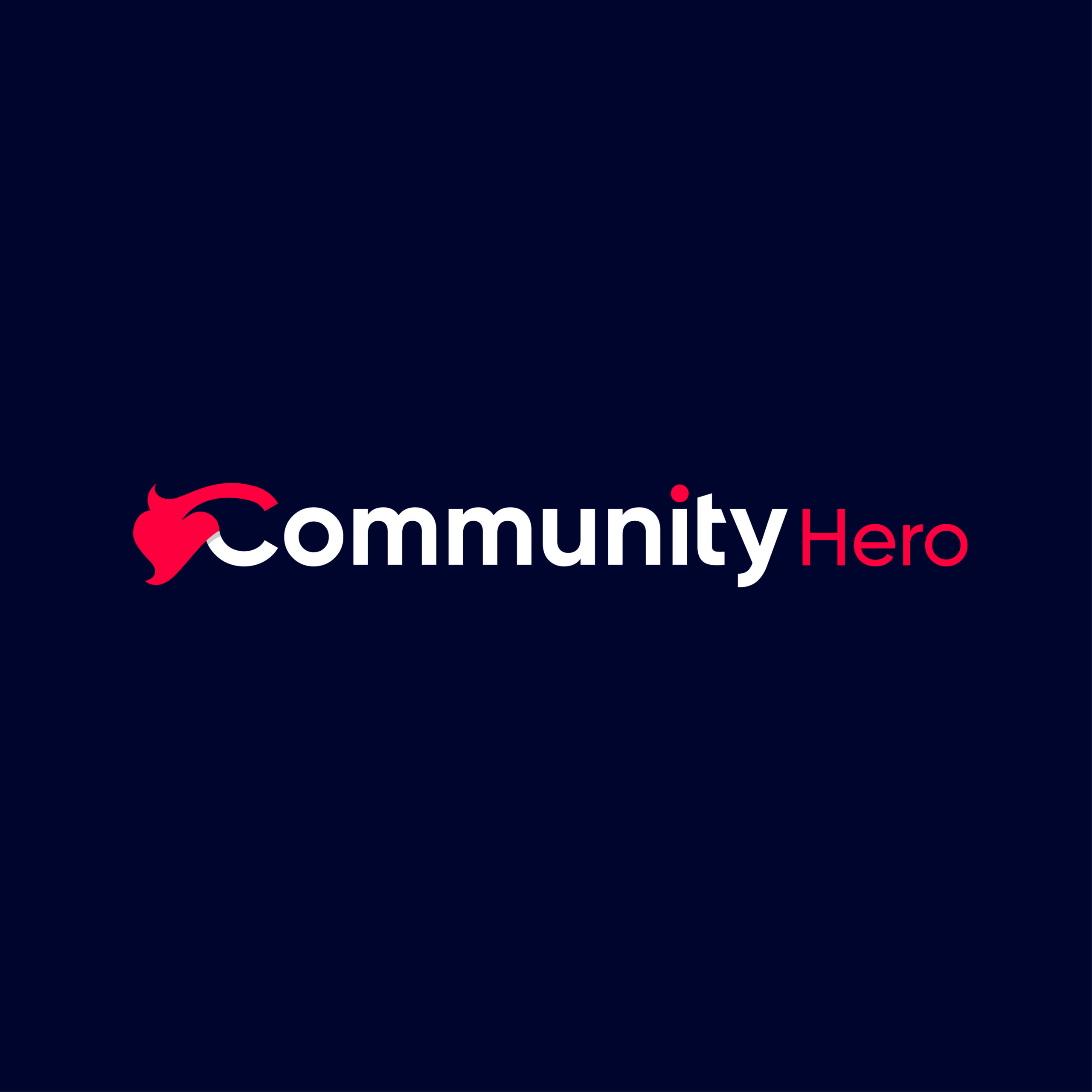 Community Hero Logo